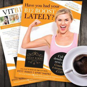 Jilly Kirby Leaflet