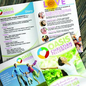 Oasis Leaflet