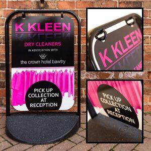 K KleenSign