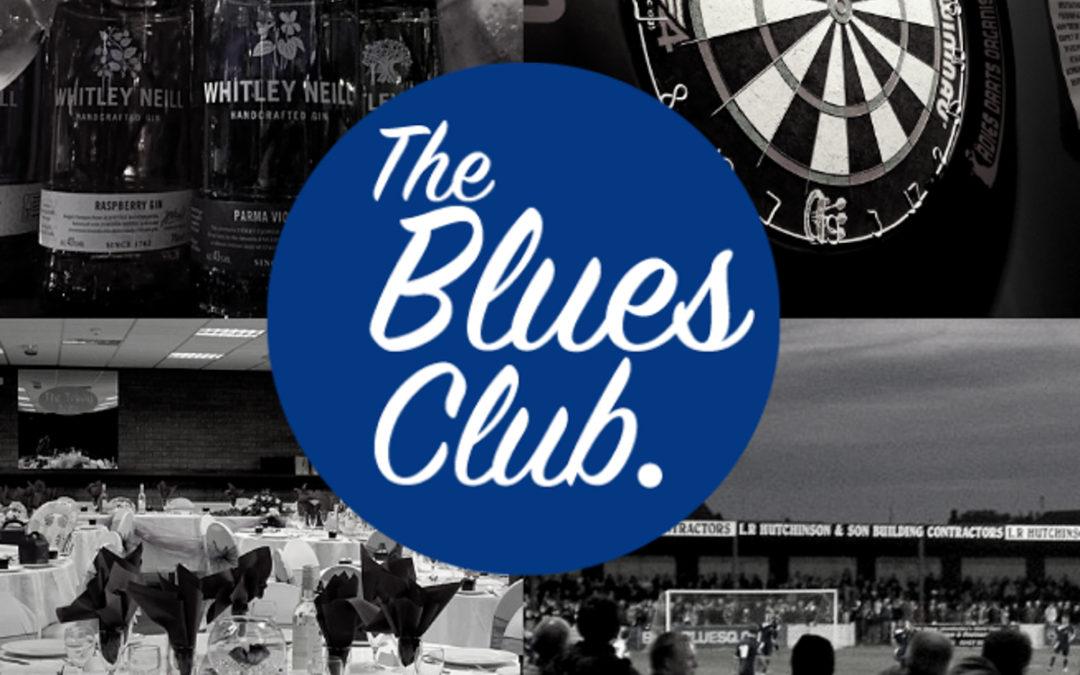 Charity nights at The Blues Club May 2021