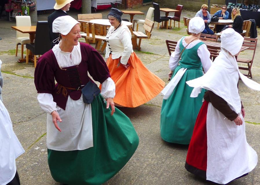 Townscape Heritage Initiative's Merrye Olde Market