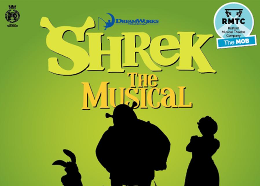 The MOB perform Shrek the Musical!