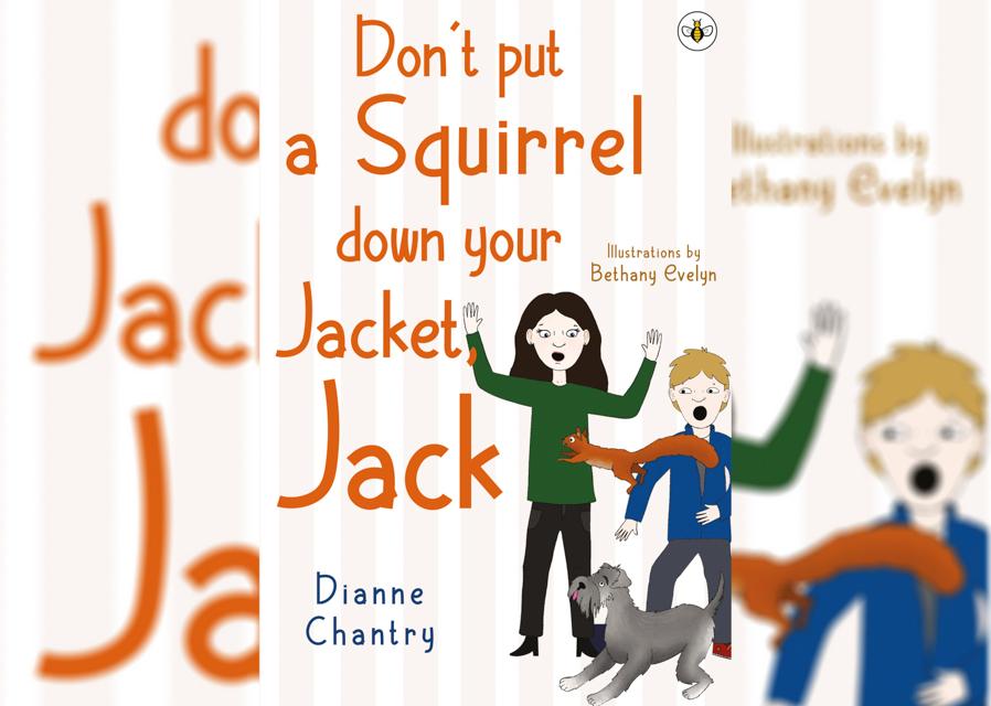 Local author publishes wildlife rescue book