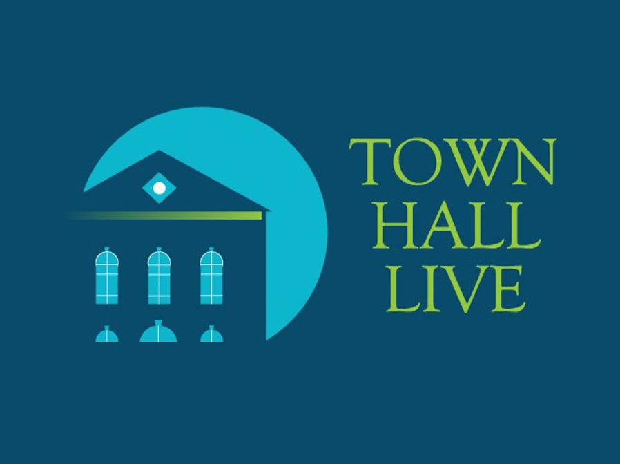 Town Hall Live – Ross Wilson aka Blue Rose Code