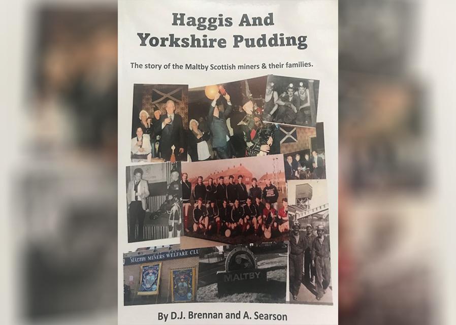 Haggis and Yorkshire Pudding