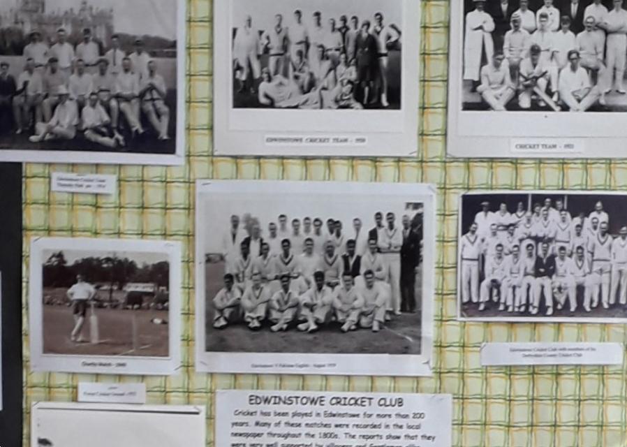 Edwinstowe Historical Society